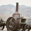 Remnant of a Wild West, a steam loco