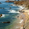 """Pigeon Point"" - North of Santa Cruz, California Coast"