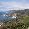 Views along Big Sur Marathon course