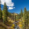 Lake Trout Trestle near Telluride