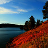 Fall at Pactola Reservoir
