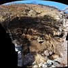 2013-1213-1232 panorama by Brad Heckman - Shows post Morgan Fire siltation down into the creek