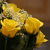 Birthday Yellow roses