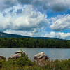 Sandy Stream Pond Panorama. 107 megapixels at full size!