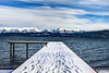 Docks of winter on Flathead Lake 2