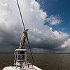 Approaching storm, Lower Laguna Madre