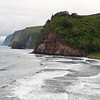 North Shore, from Pololu Valley Trail, Hawaii