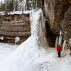 Munising Falls March 2015   3
