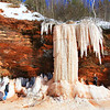 Danger Zone   Apostle Islands National Lakeshore Ice Caves March 2014