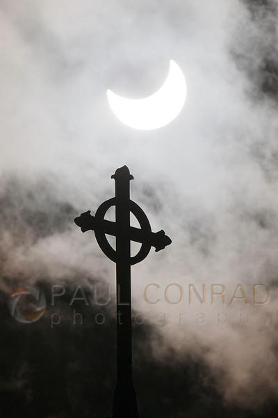 Solar Eclipse over Bellingham 01