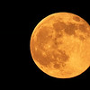 The Full Buck Moon, also known as the July 12, 2014 Supermoon, the first of three supermoons of 2014.<br /> Full Moon occurred today at 7: 25 a.m. EST and transitioned into a Waning Gibbous with 99.4% illumination.