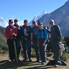 0307 - The group and the mountain range