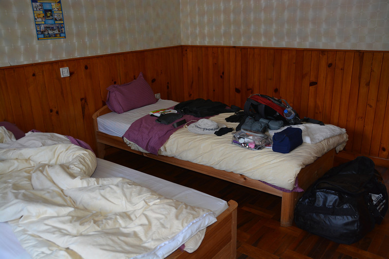 0342 - My room in Hotel Namche