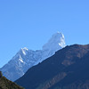 0305 - First sight of Ama Dablam (6812 m)