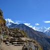 0337 - The way back to Namche Bazar