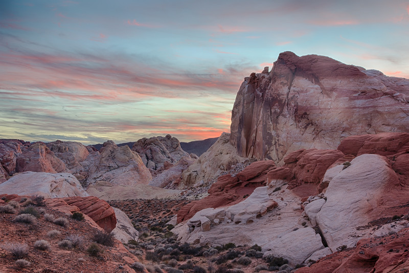 Taken in the Valley of Fire State Park, Nevada, USA.