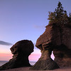 Hopewell Rocks Twilight
