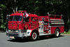 New Vernon Engine 5  1967 Mack C95/ Pierce 1000/ 750   Refurb by Pierce 1986