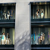 Mannequins in windows Manhattan