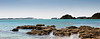 View of ocean liner from Pahia<br /> Bay of Islands<br /> New Zealand