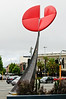 Kinetic sculpture<br /> Christchurch<br /> South Island<br /> New Zealand