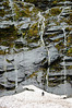 At the entrance to  the Homer Tunnel<br /> Milford Road<br /> Fiordland National Park<br /> South Island<br /> New Zealand
