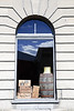 Display window<br /> The Barrel House Maturation Company<br /> Oamaru<br /> New Zealand