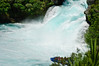 At the foot of the Huka Falls<br /> North Island<br /> New Zealand
