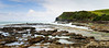 Petrified forest<br /> Curio Bay<br /> The Catlins<br /> South Island<br /> New Zealand