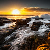Sunset at the Indian Ocean. Margaret River, Western Australia.  © Douglas Remington - Ethereal Light® Photography, LLC. All Rights Reserved. Do not copy or download