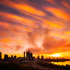 Sunrise, Perth Australia.  © Douglas Remington - Ethereal Light® Photography, LLC. All Rights Reserved. Do not copy or download