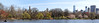 Panorama of Central Park Lake