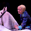 Jenny Vidbel, Big Apple Circus, November 30, 2013