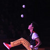 Ty Tojo, Big Apple Circus, November 30, 2013