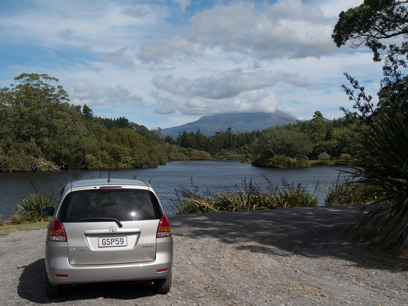 Lake Mangamahoe, New Plymouth
