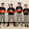 Baseball Returning Letter Winners