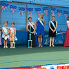 JIM VAIKNORAS/Staff photo 2014 Miss Seabrooks and their court at Seabrook Old Home Days Saturday at Seabrook Elementary School.