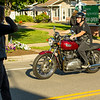 Newfane Motorcycle Cruise, August 15, 2014 in Newfane, NY.
