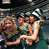 TAtum cheerleaders @ Texas Stadium.  Lester Phipps, Jr. 12-14-96