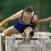 This is the Spring Hill kid who came in either first or second in the 110 meter hurdles. Matula photo.