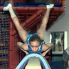 Shreveport gymnast to go with Tina story on Sunday 4-13. Matula photo.