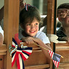 4TH PARADE SMILING GIRL