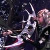 "Roger Buck displays a Klingon ""bet LeH"" Obie LeBlanc"