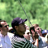 Tiger Woods during the Byron Nelson Classic. Kevin Green