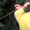 Date:   4/13/98---Dan Floyd, a junior at PT tees off during Class 4A tourney action at Pinecrest CC in Longview. kevin green