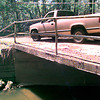 Date:   4/3/98----The Bosco St. bridge at Harris Creek in Longview. Kevin green
