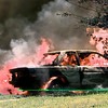 Date:   4/16/98--LFd firefighters responded to a car fire at 716 Bluebonnet Ln. Thursday afternoon in Longview, by the time the trucks arrived the car was fully involved. Kevin green