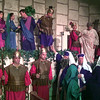"Date:   7/23/97---One of the scenes of the production ""Escorted by Angels"" is the whipping scene. The production is performed by members of Calvary Chiristian Tabernacle. Jessica Williamson"
