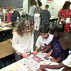 Date:   8/26/98--NIE classroom at Valley View in Longview. Kevin Green