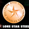 Lone Star Steel Logo. Kevin green
